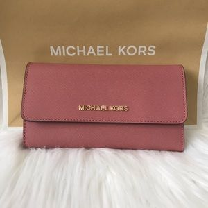 NEW! MICHAEL KORS TRIFOLD WALLET